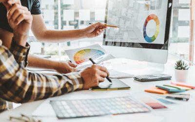 Le graphisme joue un role important dans le marketing